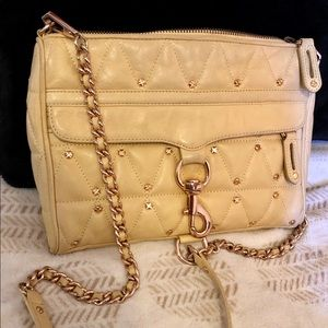 Rebecca Minkoff 'Mini Mac' Studded Crossbody